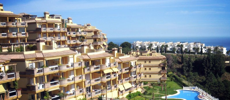 Penthouse For Sale in Altos de Calahonda Ref. BM123PH
