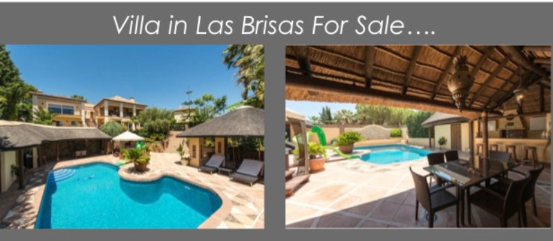 Villa For Sale in the heart of the Golf Valley
