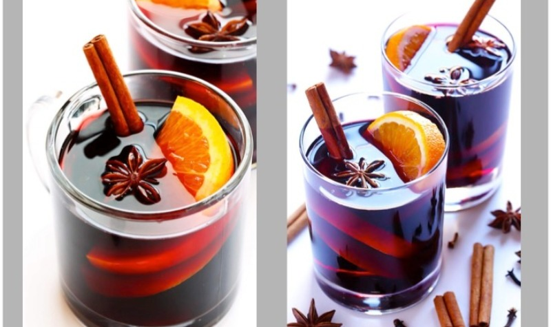 How to make mulled wine, simply by....