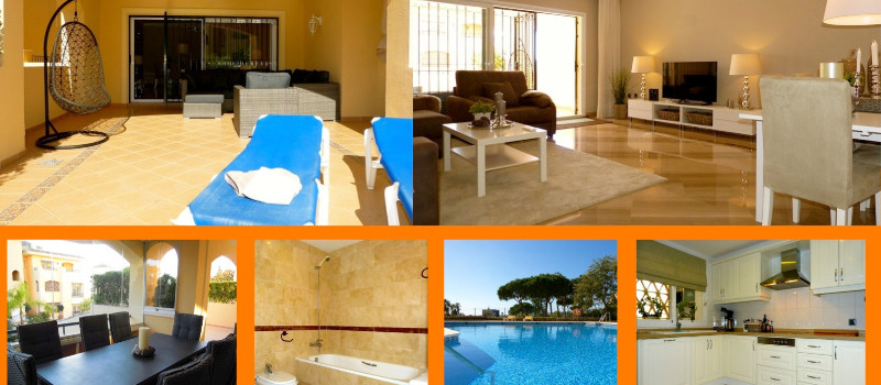 Short Term Rental Apartment in Elviria