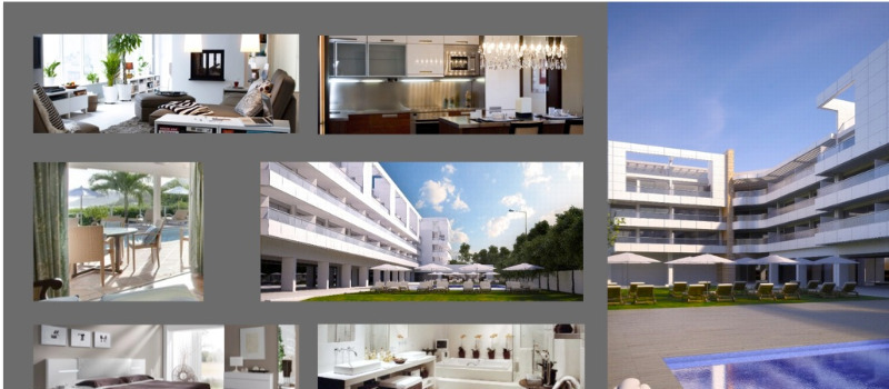 A New residential concept in Marbella!