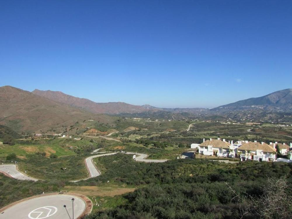 plots for villas in Mijas Costa