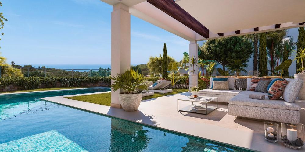Villa - Marbella East