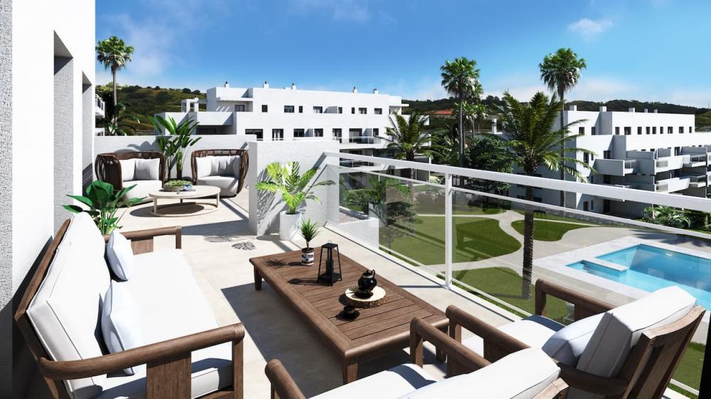 Middle Floor Apartment · La Cala De Mijas